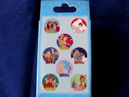 BFF/'s Disney New in Box  2-Pin Mystery Collection Box