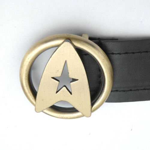 Star Trek TWOK Wrath of Khan Costume Belt With Buckle Halloween