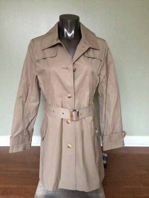 ny Polo Ralph Lauren träs TRENCH COAT Storlek M, L, XL