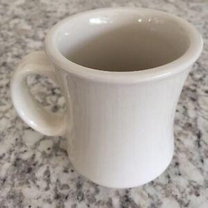 Lot Of 4 Vtg Crestware Brown Caramel Restaurant Diner Style 8oz Coffee Mug Cup