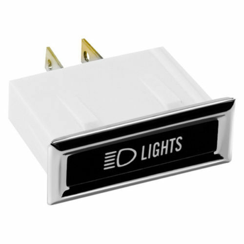 Dash Indicator Light Headlights for Jeep CJ5  CJ7 CJ8 1976-86 13319.02 Omix-ADA