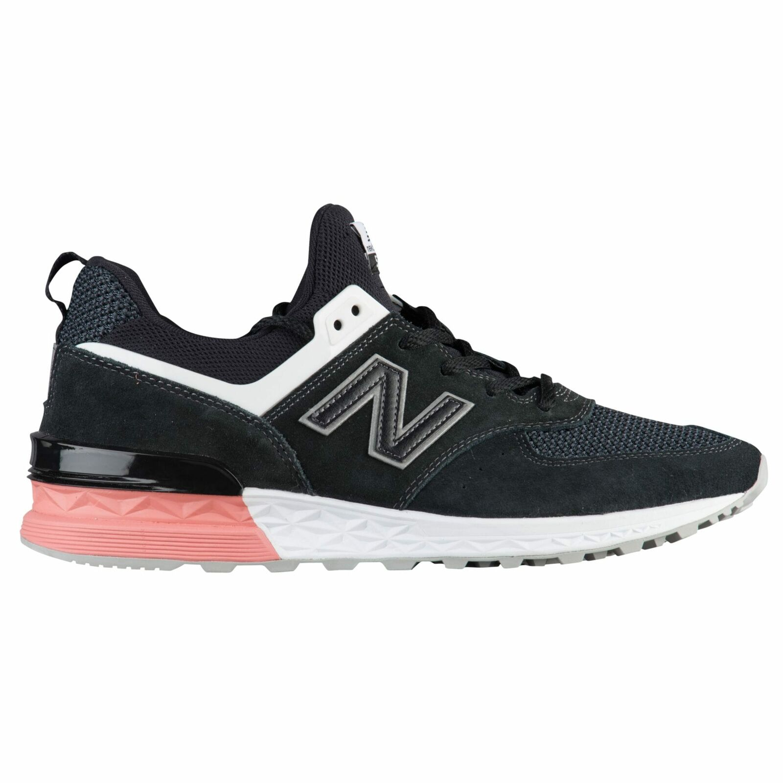 New Balance 574 Sport Men's Black Dusty Peach MS574STK