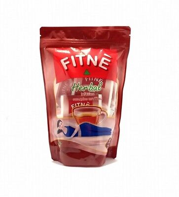 Fitne tea herbal infusion detox Drink Healthy laxative ...