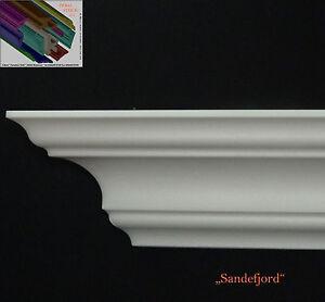 Stuckprofile-Stuckleisten-Zierprofil-5cmx5cm-44-Meter-Dekor-034-Sandefjord-034