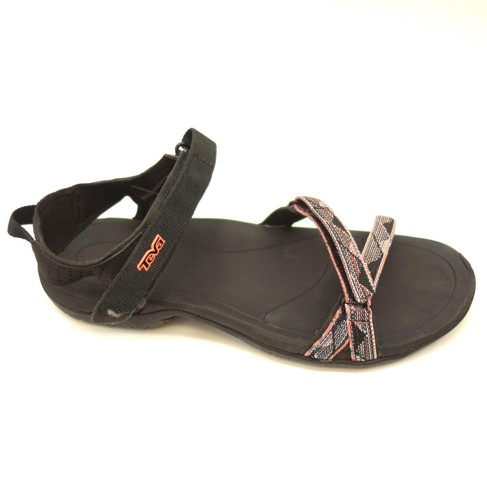 Teva Verra Us 10 Gr. 41 Pfirsich Freizeit Komfort Sandalen Wandern Damen Schuhe