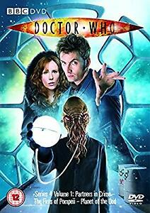 Doctor-Who-Series-4-Volume-1-DVD-Used-Good-DVD