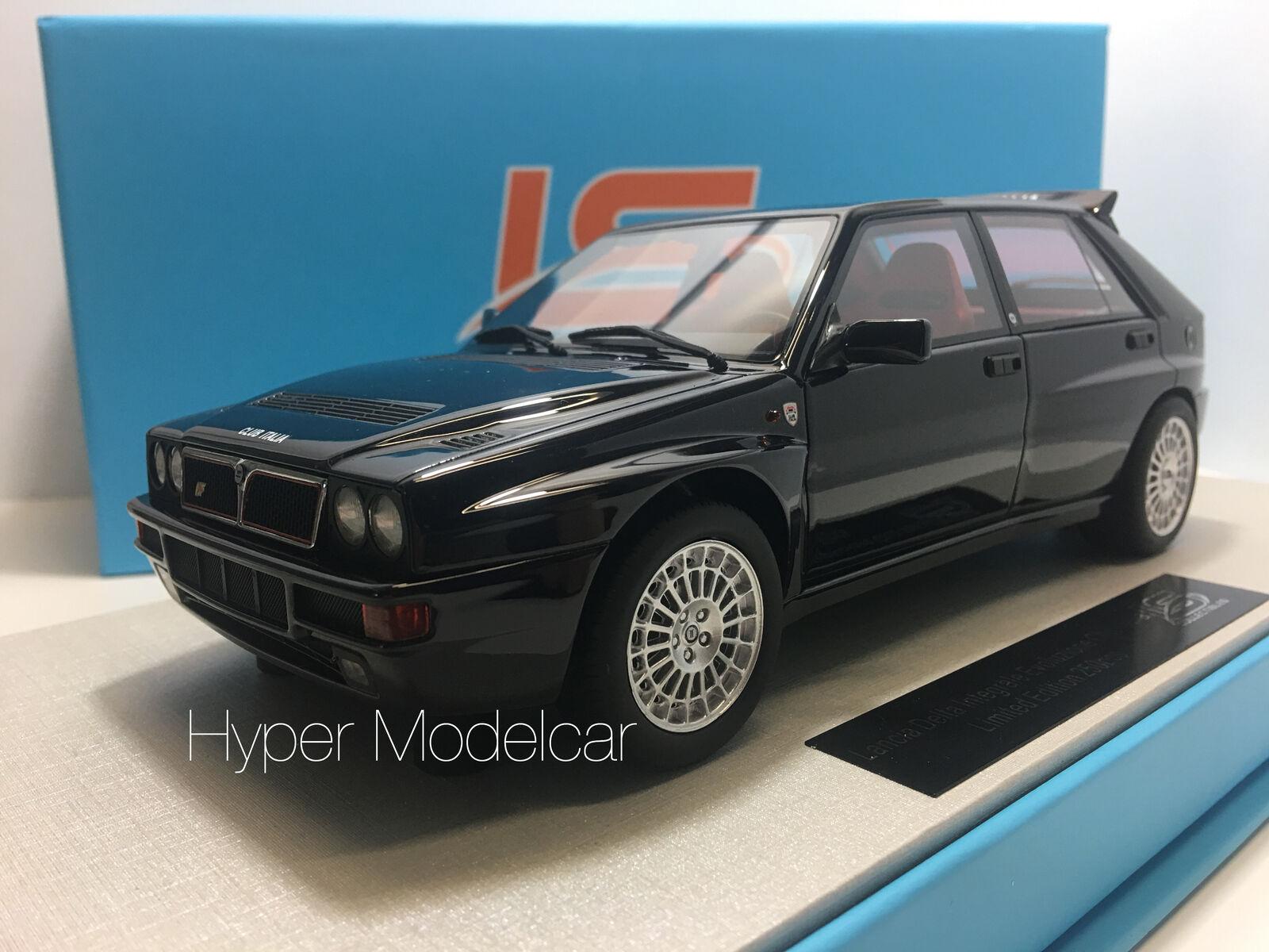 LS- COLLECTIBLES 1 18 Lancia Delta Integrale Evo2 CLUB ITALIA 1993 - LS034E