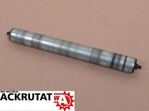 5-Rollex-Tragrollen-L430-starre-Achse-Normrolle-Foerderrolle-Untergurtrolle