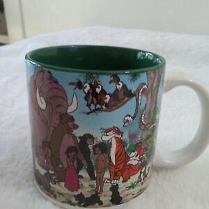 About Rare Book Cup Jungle Details Euc The Baloo Disney's Mug Tea Bagheera Coffee Rjcq3LS4A5