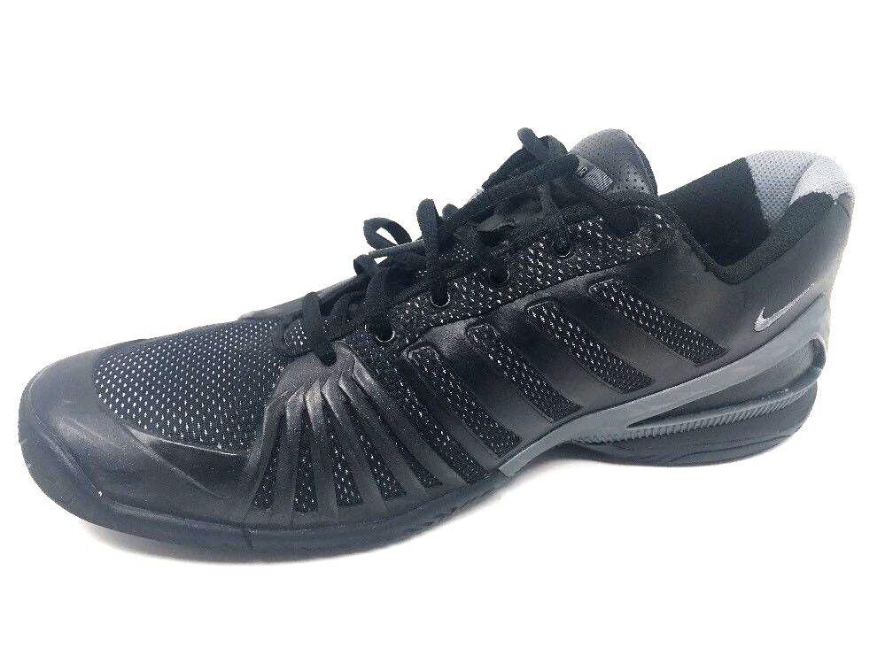Nike air usa usa usa zoomair nero zoom air drago cornice adatta 10,5 318061-001 kk2b afc84f