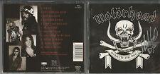 """MOTÖRHEAD  """"March Or Die"""" 1992 Picture CD  (Signiert von MICKEY DEE)"""