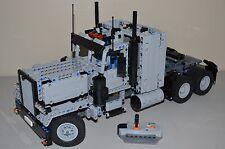 NEW LEGO TECHNIC GRAY 8285 CUSTOM TRUCK w/ Power Functions 8882/8883/8884/8885