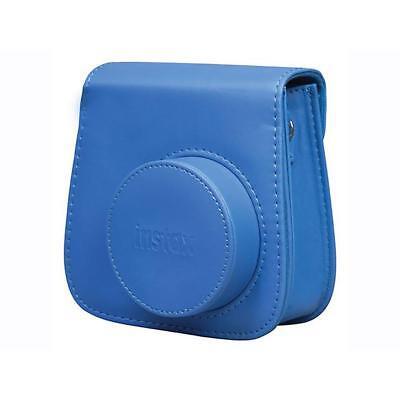 Fujifilm Instax Mini 9 Groovy Case - Cobalt Blue