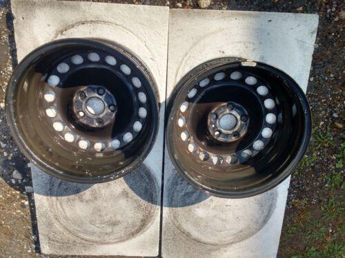 VW Passat 3C Felge Stahlfelge schwarz 6.5Jx16 ET 42 5x112 3C0601027H