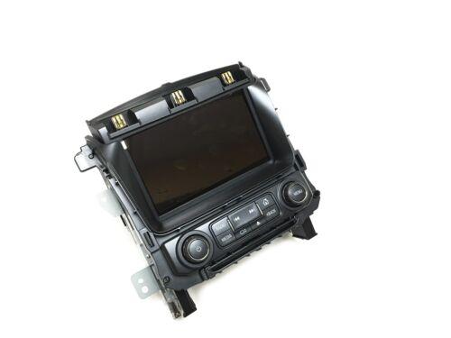 Chevrolet Navigation Information Touchscreen Radio Display Screen Monitor OEM