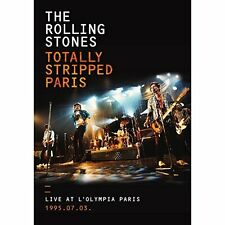 The Rolling Stones First Sd-blu-ray 2 CD Totally Stripped Live Paris 1995 Japan