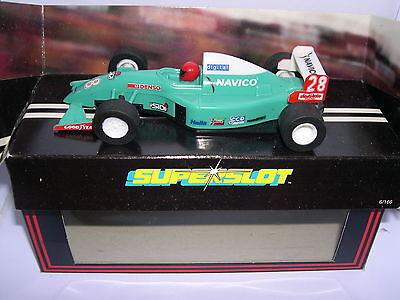 Kinderrennbahnen Honest Bestellung H613 Formel 3 Team Navico #28 Scalextric Uk Mb