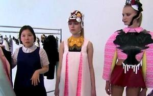Collector Creatrice 42 Capsule Robe Minju Collectie Hm Kim Jurk JcT1lKF