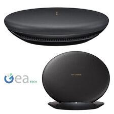 Caricabatterie Wireless Stand ORIGINALE Samsung Fast Pad Per Galaxy S8 G950 NERO