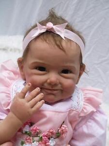 22 Bebe Reborn Baby Doll Realistic Lifelike Soft Silicone Newborn