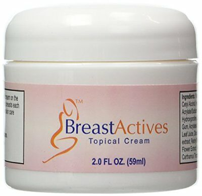 Breast Actives Cream All Natural Breast Enhancement Cream Safe