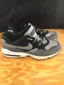 Nike Air Max 94 SE 'Safari' Print Mens Gray Running Shoes ...