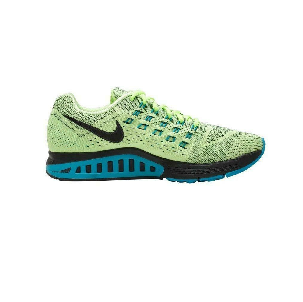 Mens NIKE AIR ZOOM STRUCTURE 18 Running Trainers 683731 301