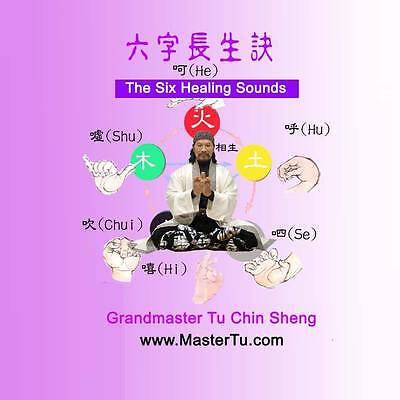 Six Healing Sounds Meditation Qigong DVD Grandmaster Tu 六子長生訣