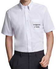 Camisas Laborales Manga Corta Hombre