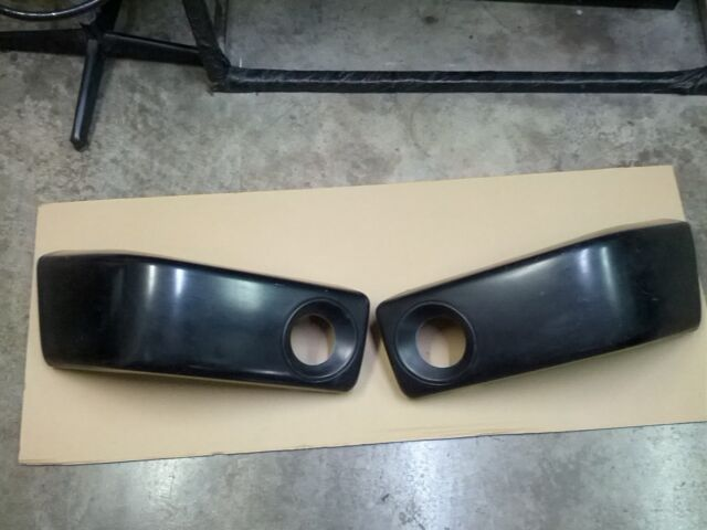 LAND ROVER FRONT BUMPER END CAP DISCOVERY 2 II 03-04 Left & Right PAIR