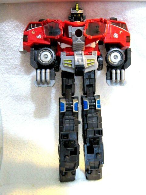 2004 ~ Hasbro/Takara ~ Optimus Prime ~Transformer ~11