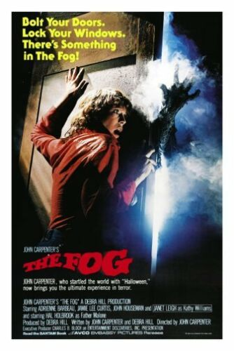 Fog The Movie Poster 24inx36in