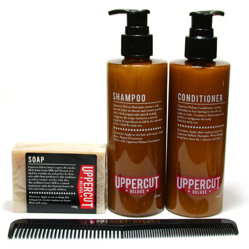 Uppercut Essentials Wash Kit