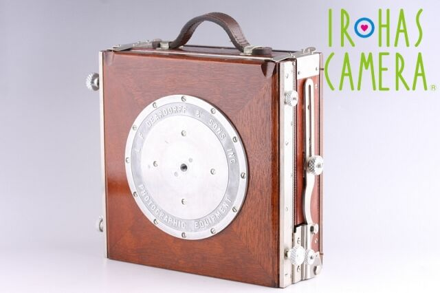 Deardorff 5x7 Large Format Film Camera With 4x5 Back No 5x7 Back #7120E3