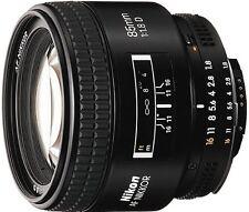 Nikon Nikkor AF 85mm 85 f/1.8D f1.8 D f/1.8 Prime Lens