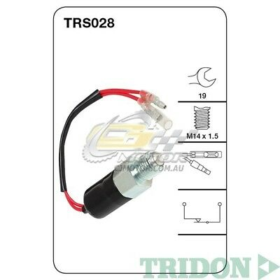 TRIDON Std Thermostat For Holden Rodeo TF93 02//93-01//97 2.6L 4ZE1