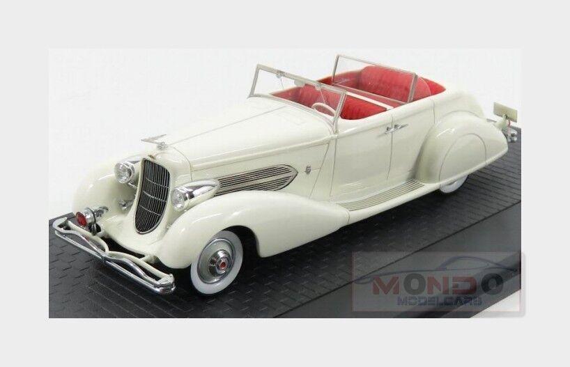 Duesenberg Sj 544-2570 Bohman & Schwartz Sedan 1936 MATRIX 1 43 MX40406-041 Mode