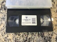 EL CANALLA (LO DEL CESAR) POWER RARE OOP VHS HTF FOREIGN LANGUAGE CONDOR VIDEO!