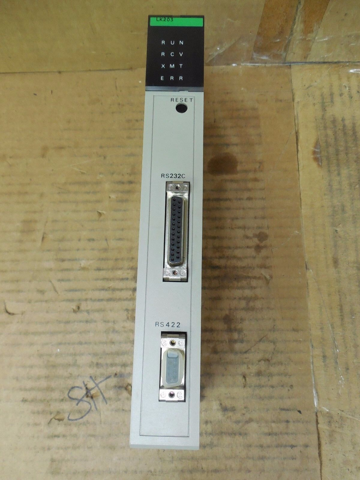 Omron Host Link Unit C500-LK203 C500LK203 Used