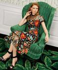 NWT Anthropologie Janine Embroidered Dress! $228.00! by Vone - Sz 8! L@@K! NR!