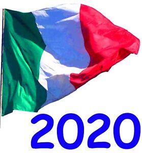 ITALIA-Repubblica-2020-Annata-Completa-Singoli-Integri-MNH