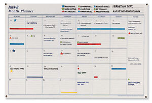 mark it monthly project planner drywipe 900x600 154882 5018102030622