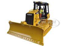 Cat Caterpillar D5k2 Lgp Dozer With Operator 1/50 Diecast Masters 85281