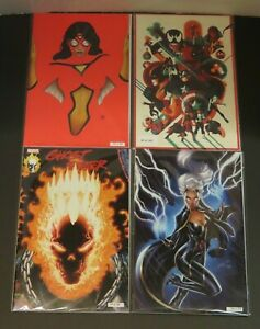 NYCC-2019-Exclusive-Marvel-4-Comic-Set-Ghost-Rider-Strikeforce-House-Of-X-More