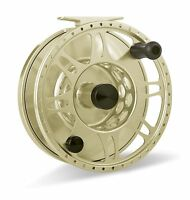 Tibor Pacific Fly Reel, Gold, Free Fly Line