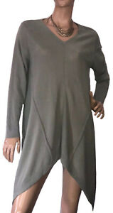 TARGET-SIZE-L-LONG-LINE-KNITTED-TUNIC-TOP