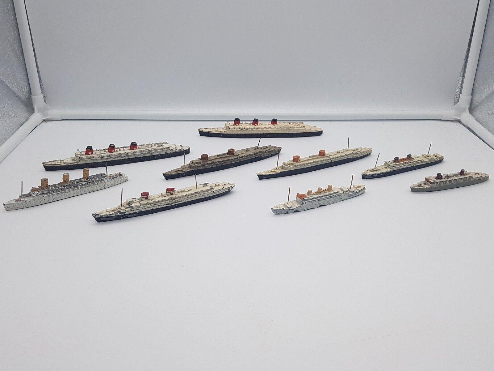 Dinky PRE WAR navires JOB    Lot  confortable