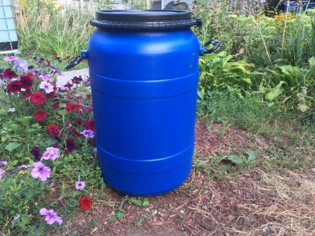 20 gallon FOOD GRADE barrels drums