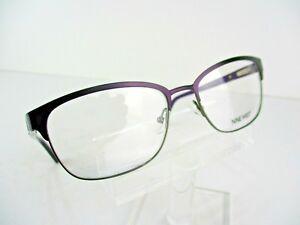 a6824fa241 Nine West NW 1062 (515) Purple   Black 53 x 17 135 mm Eyeglass ...