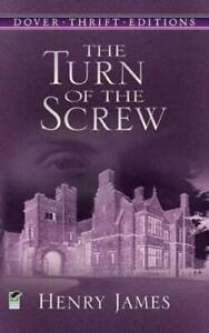 the-Turn-of-the-Screw-Dover-Thrift-by-Henry-James-Paperback-Used-Book-Accept